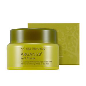 Nature Republic Argan 20º Real Cream 50ml