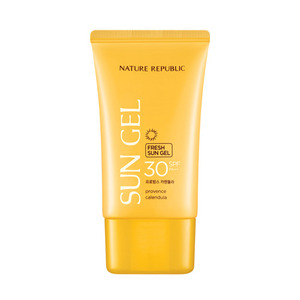 Nature Republic Provence Calendula Fresh Sun Gel SPF30 PA++