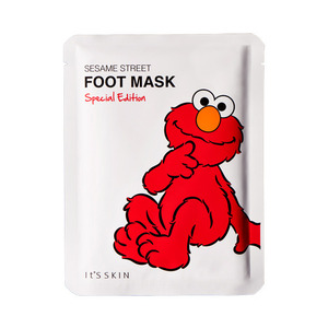 It's skin Sesame Street Foot Mask Special Edition 16ml