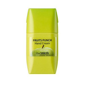 the SAEM Fruits Punch Apple Hand Cream 50ml