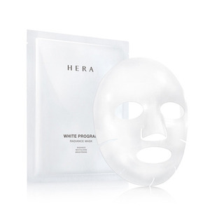 HERA White Program Radiance Mask 6sheet