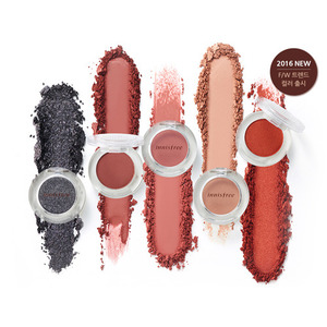 Innisfree Mineral Single Shadow Trend 2016 NEW Colors