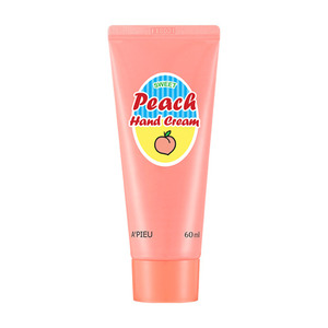 A'PIEU Peach Hand Cream 60ml