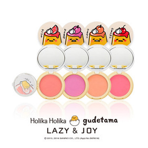 Holika Holika gudetama LAZY&JOY Jelly Dough Blusher 6g