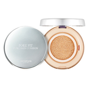 SkinFood Pore Fit Pure Skin Cushion SPF50+ PA+++ 15g