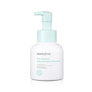 Innisfree The Minimum Baby Shampoo & Body Wash