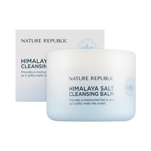 NATURE REPUBLIC Himalaya Salt Cleansing Balm White Salt 90ml