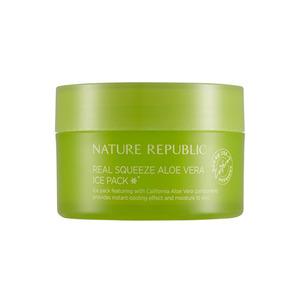 Nature Republic Real Squeeze Aloe Vera Ice Pack 100ml