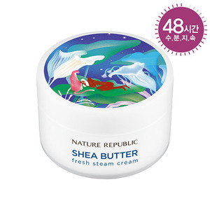 Nature Republic Shea Butter Fresh Steam Cream 100ml