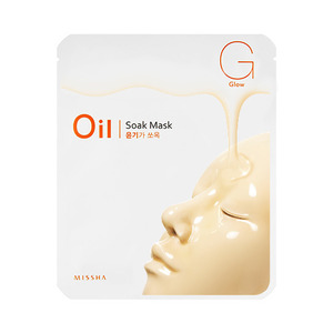 MISSHA Oil Soak Mask Glow