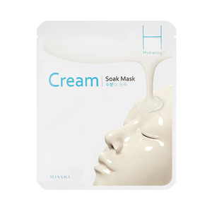 Missha Cream Soak Mask Hydrating