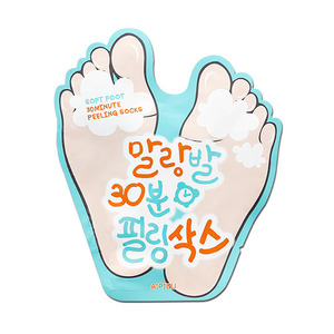 A'PIEU Soft Foot Peeling Socks 3ea
