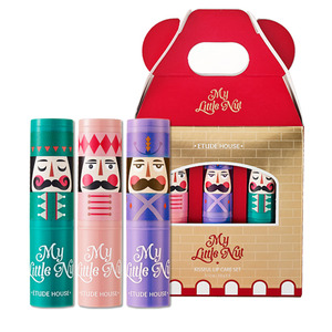 Etude House My Little Nut Kissfull Lip Care Set