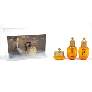 [Sample Kit] The History of Whoo Gongjinhyang 3pcs Special Gift Kit