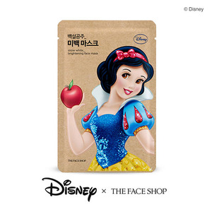 The FACE Shop Snow White Brightening Face Mask