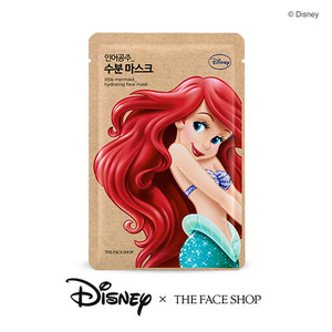 The FACE Shop Little Mermaid Hydrating Face Mask