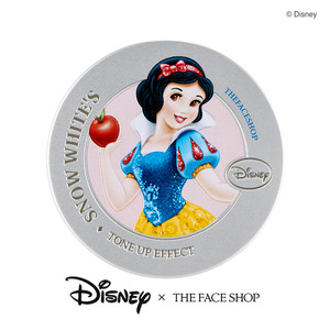The FACE Shop Snow White's Pink Essence Tone Up Cushion 15g