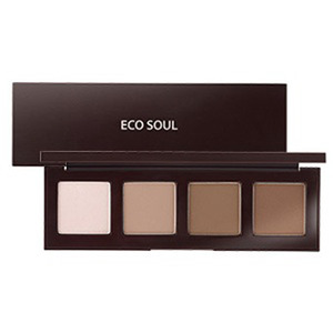 the SAEM Eco Soul Contour Palette
