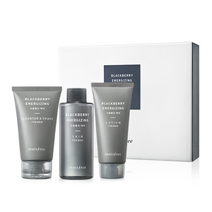 Innisfree Blackberry Energizing Skin Care Set