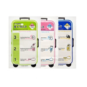 Etude House One Sheet Solution Swab & Mask