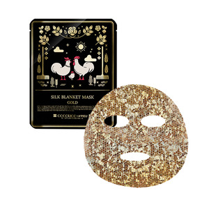 A'PIEU COCORICO Silk Blanket Mask GOLD 23g * 2ea