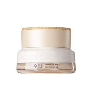 the SAEM Sooyeran Radiance Eye Cream 30ml