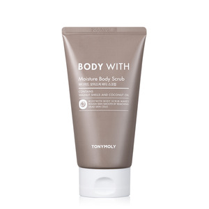 TONYMOLY Body With Moisture Body Scrub 150ml