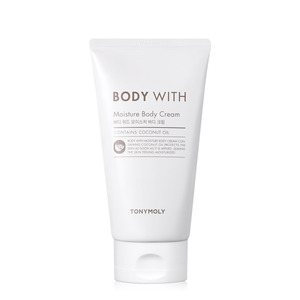 TONYMOLY Body With Moisture Body Cream 150ml