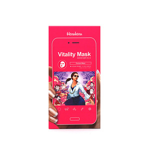 Haruharu Vitality Mask 10ea