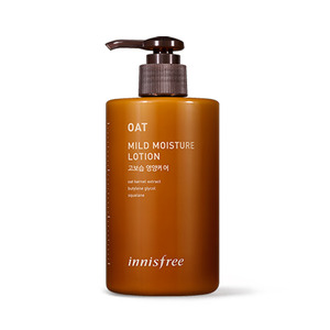 Innisfree Oat Mild Moisture Lotion Big Size 320ml
