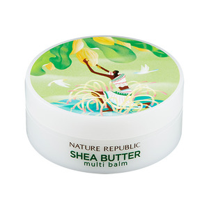 Nature Republic Shea Butter Multi Balm 20g