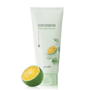 goodal GREEN TANGERINE CLEANSING FOAM 170ml