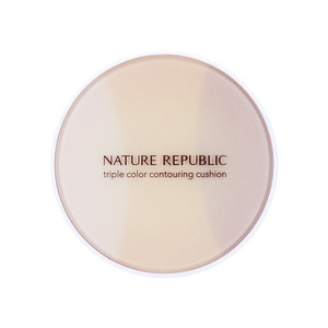 Nature Republic Triple Color Contouring Cushion 15g