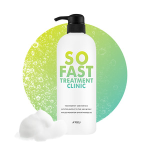 A'PIEU So Fast Treatment Clinic 730ml