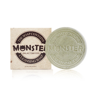 TOSOWOONG Monster Natural Soap 100g