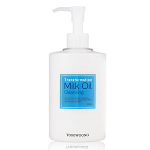 TOSOWOONG Transformation Milk Oil Cleansing 400ml