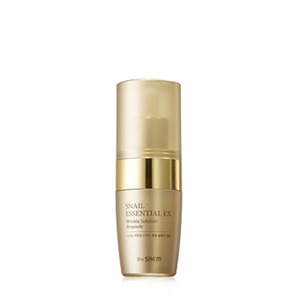 the SAEM Snail Essential EX Wrinkle Solution Ampoule 35ml