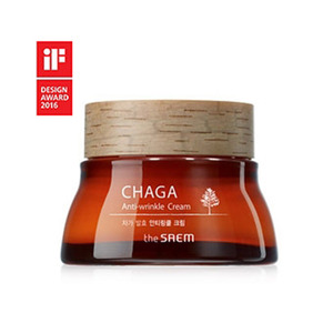 the SAEM CHAGA Anti-wrinkle Cream 60ml