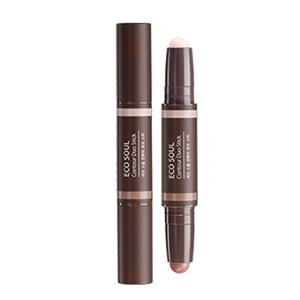 the SAEM Eco Soul Contour Duo Stick