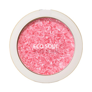 the SAEM Eco Soul Carnival Blush 8g