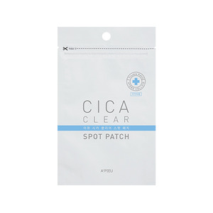 A'PIEU Cica Clear Spot Patch