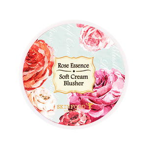SkinFood Rose Essence Soft Cream Blusher 3.5g