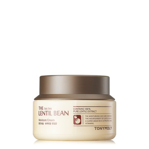 TONYMOLY The Tan Tan Lentil Bean Moisture Cream 60ml