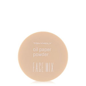 TONYMOLY Face Mix Oil Paper Powder 9g