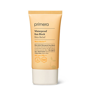 primera Skin Relief Waterproof Suncreen SPF50+ PA+++ 70ml