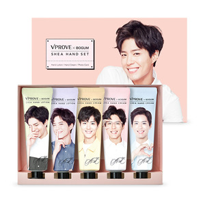 VPROVE Bogum Limited Edition Shea Hand Set