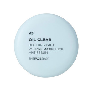 The FACE Shop Oil Clear Blotting Pact 9g