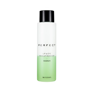 Missha Perfect Lip & Eye Makeup Remover [Moisture] 155ml