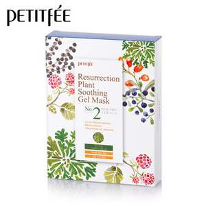 Petitfee Resurrection Plant Soothing Gel Mask 10ea