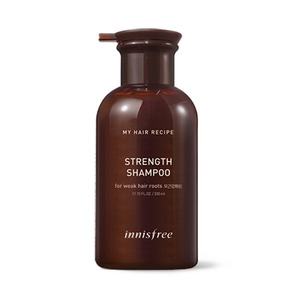 Innisfree My Hair Recipe Strength Shampoo 330ml